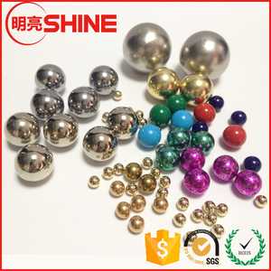 Wholesale Fashion Colored Stainless Steel Bead for Jewelry Making