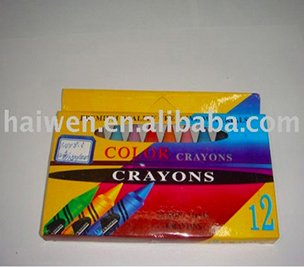 Warna Crayon