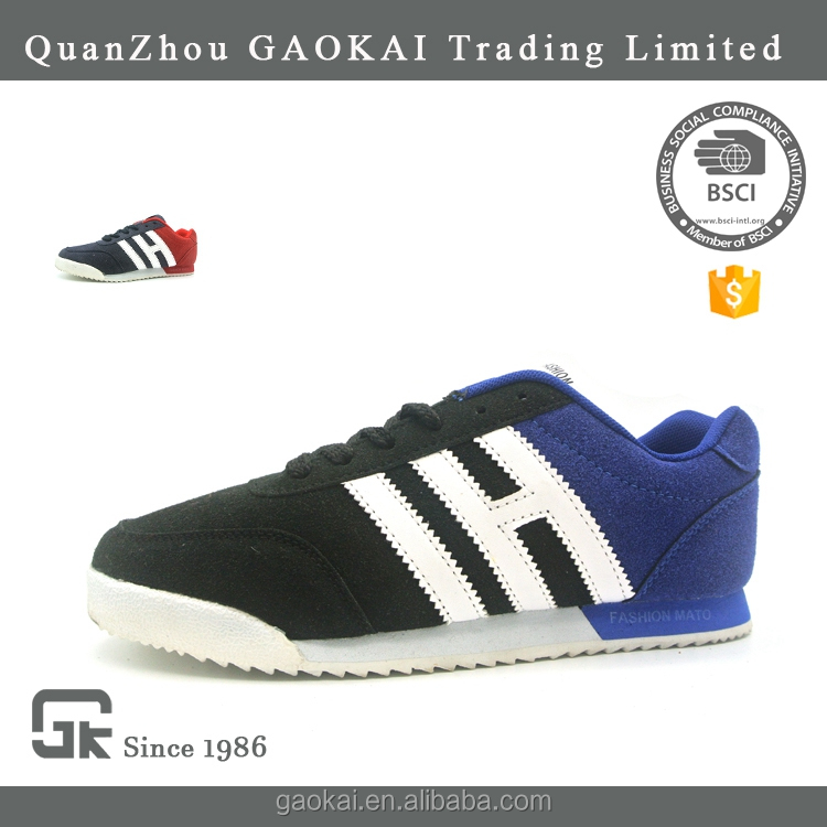 China Manufacture Durable Fashion Cheap Service Sport Shoes With Prices