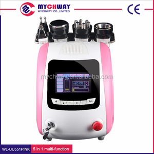 Secret --Slimming,Lift and Tone your face Naturally ! ultrasonic cavitation radio frequency machine