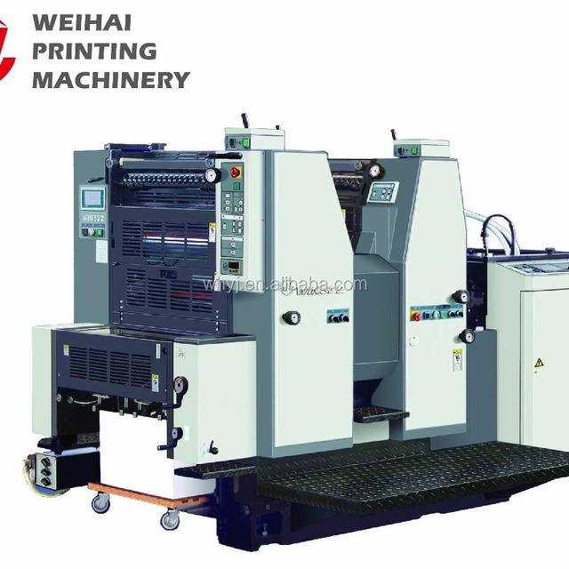 2 Colour Printing Press Machines Price In India WIN522