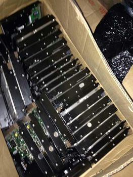 Used 3.5 Sata Hard disk 1TB sata Internal 7200 RPM Branded stock available
