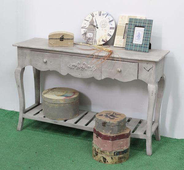 antik vintage franz sisch stil wohnzimmer h lzerne konsole buy product on. Black Bedroom Furniture Sets. Home Design Ideas