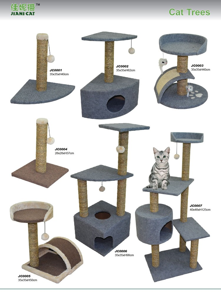 Wooden Cat House Cat Furniture Cat Toy Buy Wooden Cat House Cat Tree Condo Cat Tree House