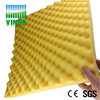 Noise reduction material for KTV/Studio/Club sound insulation sponge foam wall