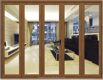 Exterior Aluminum Glass Accordion Doors,aluminum Soundproof Accordion Door,bi  Fold Windows And Doors Part 87