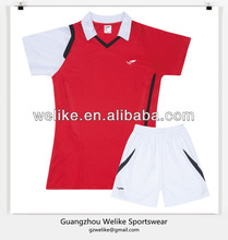 Rood wit <span class=keywords><strong>volleybal</strong></span> uniform ontwerpen dames gym dragen prijzen football <span class=keywords><strong>jersey</strong></span> uit voetbal