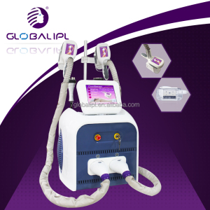 Advanced Cooling Technology ! 2 Handles Weight Loss Freeze Portable Cryotherapy Machine