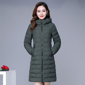 Custom Size Windproof With Hood Women School Girls Coat