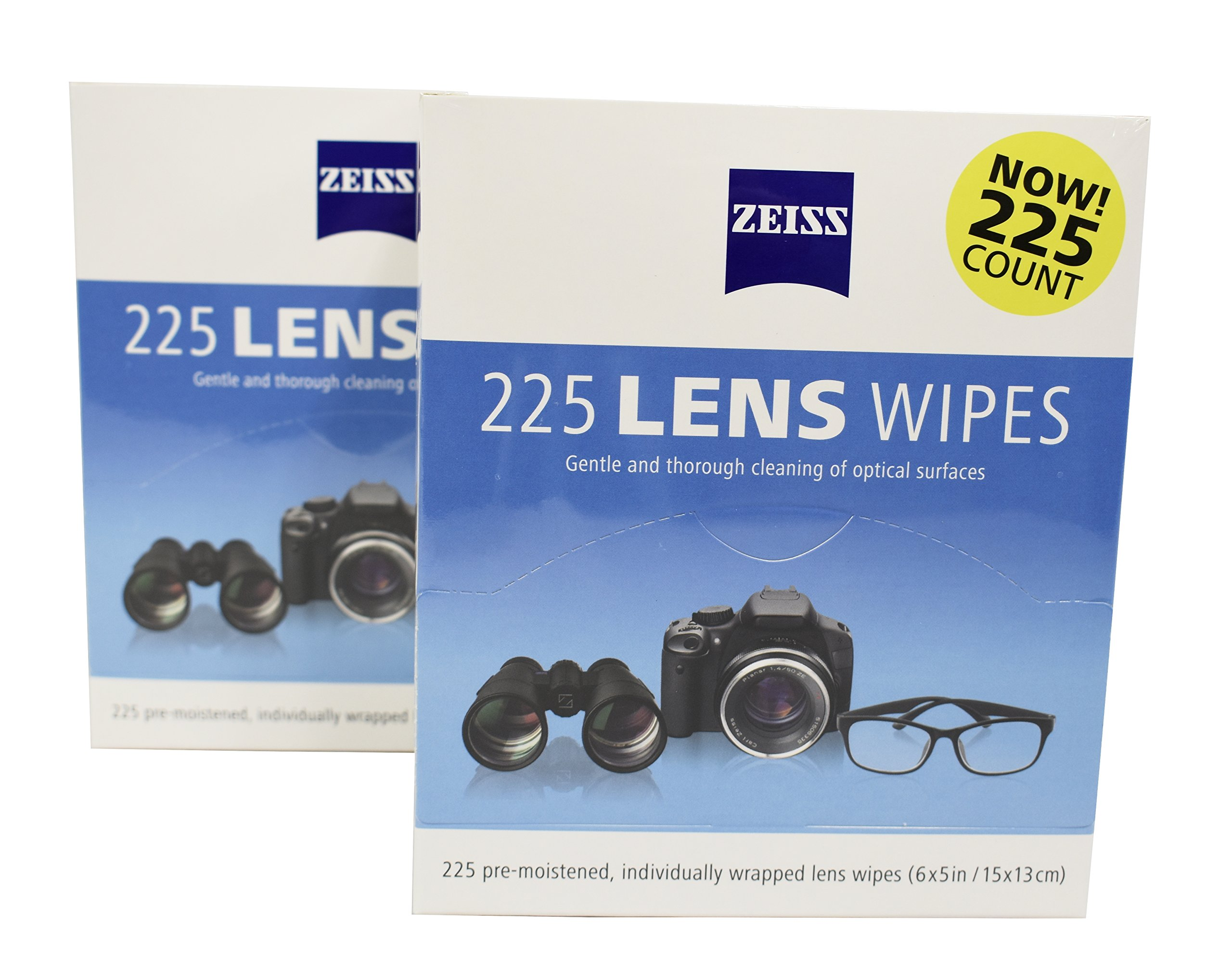 81bd73888d Get Quotations · Zeiss Pre-Moistened Lens Cleaning Wipes