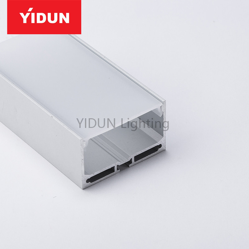 YIDUN Aluminum Alloy Lamp Body Custom Led DIY Kit Led Profiles