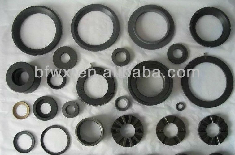 Graphite Sealing Rings for machine