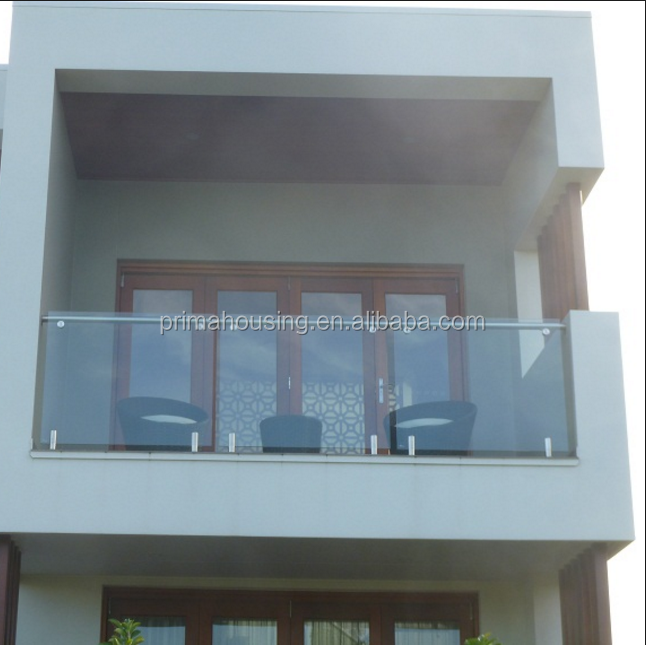 Contemporary Modern Balcony Railing Design 6