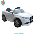 WDHT99852 Licensed Audi A3 baby ride on toy car, with music, colors optional fashion car
