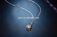 Manufacturer Supplier letter d pendant jewelry with A Discount