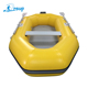 (CE) High Quality PVC inflatable Aluminum Pontoon Boat for Use Boat