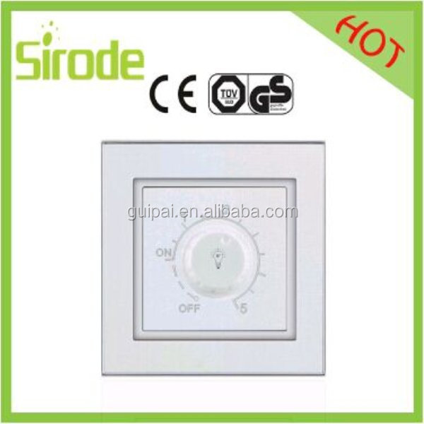 Rotary Dimmer Speed Fan Controller Switch