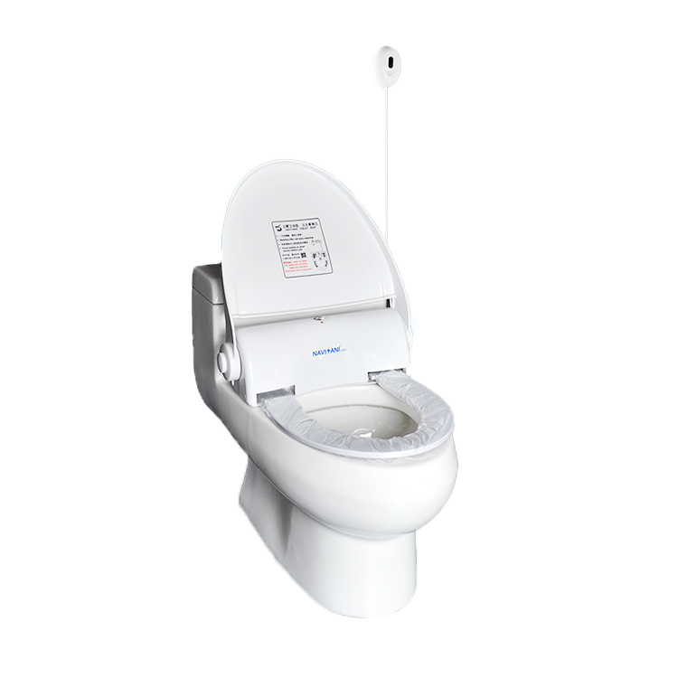 Intelligente Auto Clean Toilet Seat Covers Con Il Certificato del Ce