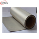 EMF safety EMI shielding silver fiber fabric