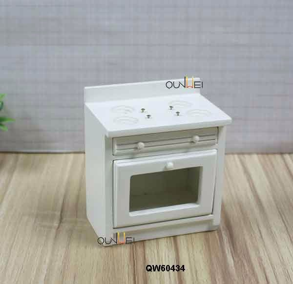 1:12 Scale A Wooden Microwave Oven L Doll House Miniature Kitchen Accessory  - Buy 1/12 Scale Dollhouse Miniature Wooden Kids Play Kitchen Mini ...