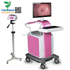 YSSW3303 new design 800,000 pixels sony exview HAD camera digital gynaecology video optical colposcope for sale