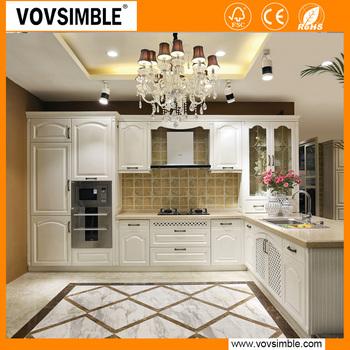 2016 Gloss Tinggi Mdf Akrilik Dapur Kabinet Modern Dalam Kualitas Yang Baik