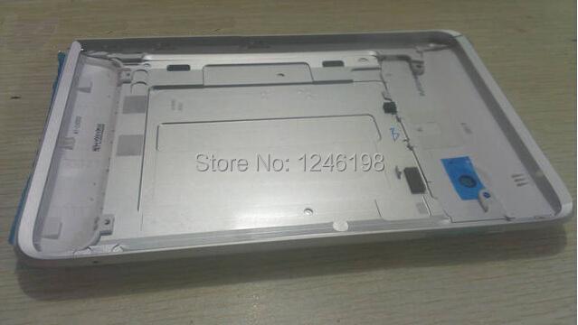 Новый задняя крышка корпуса с разъемами для HTC Flyer 4 г P510E P515E P519E бесплатная доставка