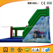 2016 inflatable water slide /inflatable slide and pool for kids