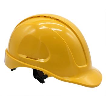 ansi hard hats construction work safety helmet european CE standard  industrial safety helmet chin strap 12ee699ecd5