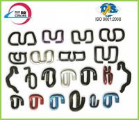 Rail clip e2055 for railway fastening system