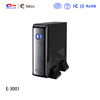 Mini tower pc case thin vertical mini itx steel case E-3001