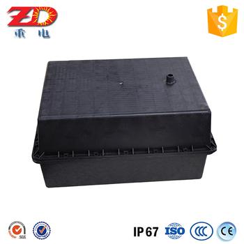 2015 Waterproof Underground Battery Storage Box