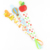factory wholesale lovely baby pacifier clips nickel free