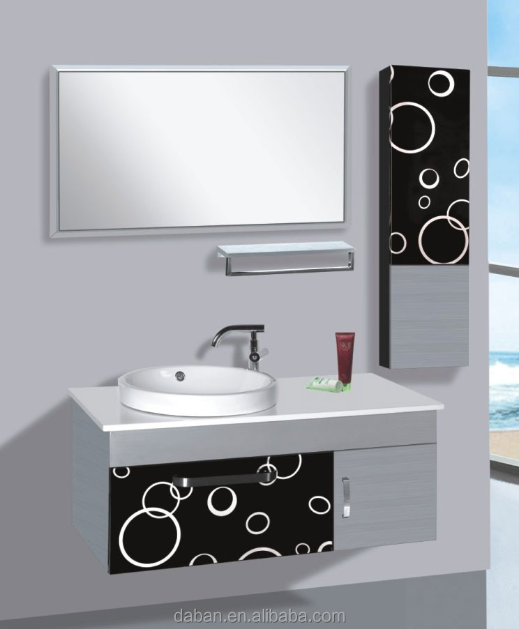 Modern Design Pvc Bathroom Cabinet Wash Basin   Buy Bathroom Corner Cabinet  White,Bathroom Cabinet Set,Bathroom Corner Cabinet Product On Alibaba.com