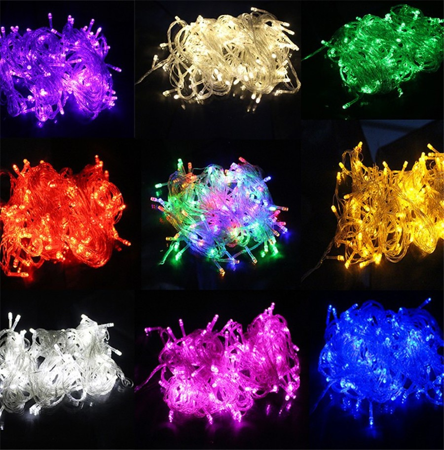 led string lights led string lights suppliers and manufacturers at alibabacom - Light For Christmas