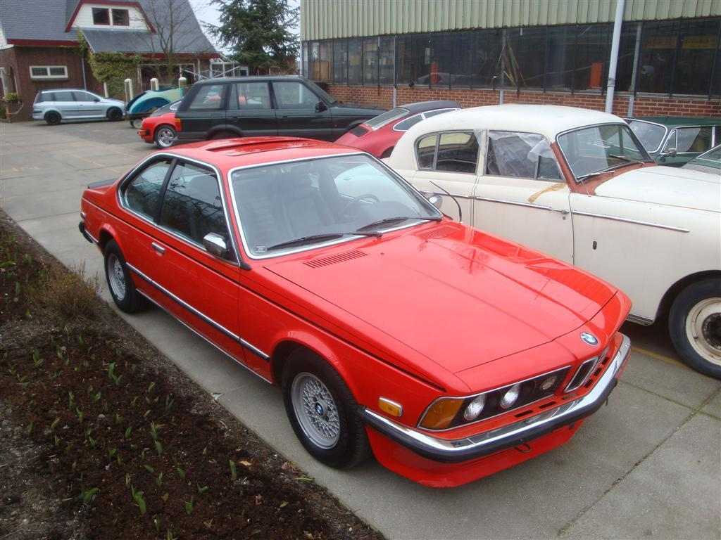 BMW 2000 CS coupe