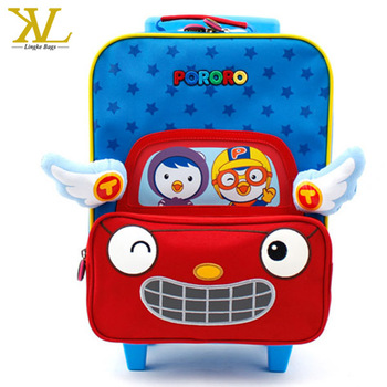 Kids travel luggage suitcase
