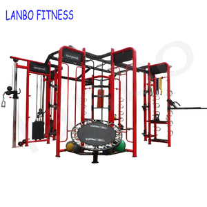 synergy multi cross Super Multi-station dezhou lanbo 360 synergy multi station/Cross fit