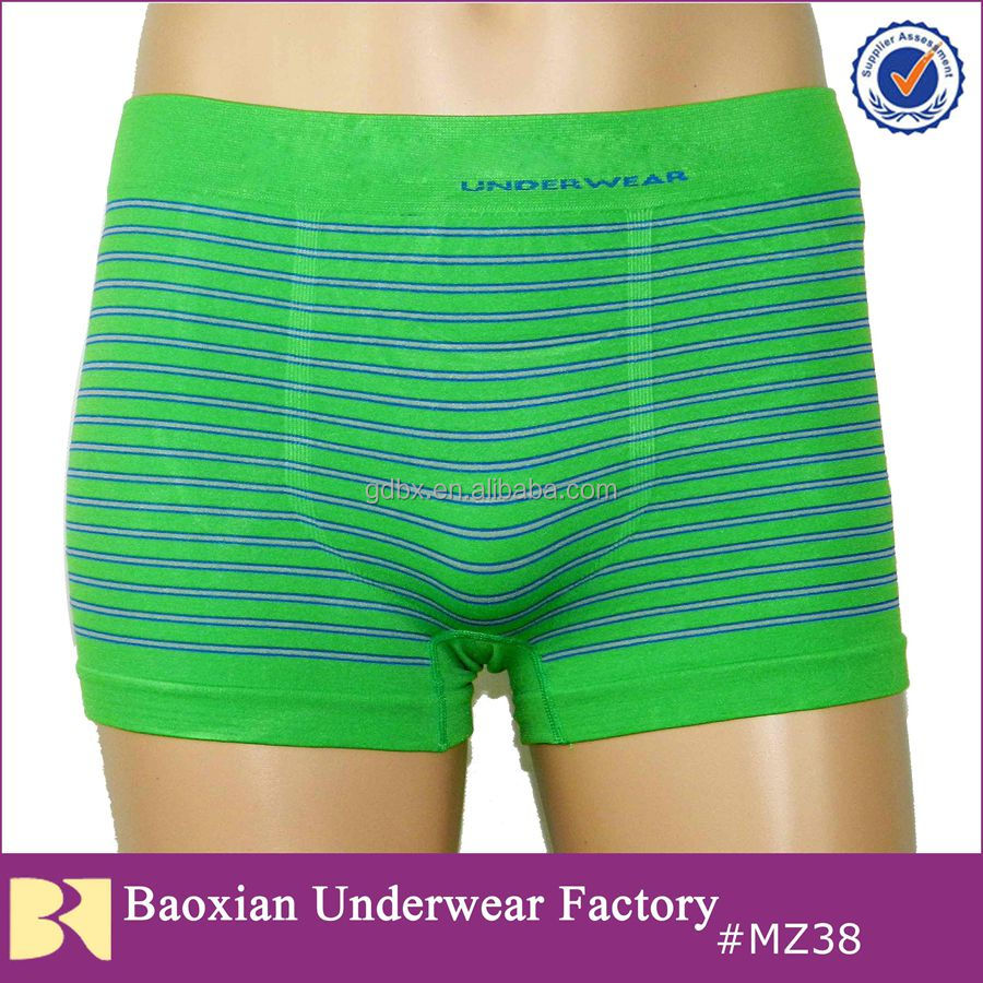 2014 Latest design your own brand underwear