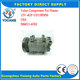 Long Lasting 12V 4PK 139MM 506011-6762 A/C Valeo Compressor For Nissan