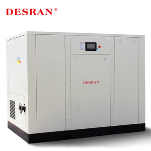 185KW 250HP PM VSD Screw Compressor With with digital gauge