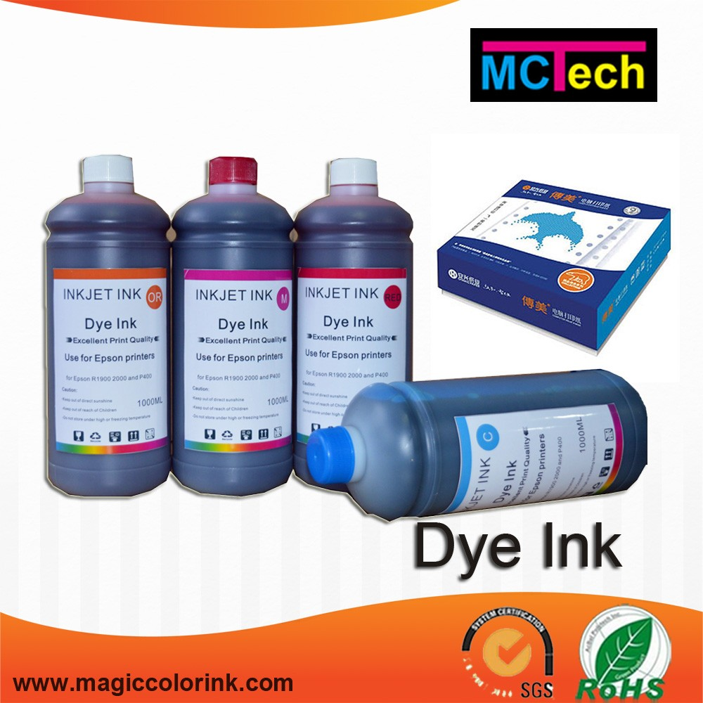 High Quality For Epson L210 Eco Tank Refilled Plastisol Dye