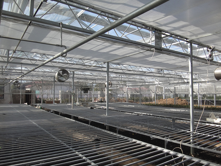 Greenhouse Aluminum Foil Sun Shading Net Screen