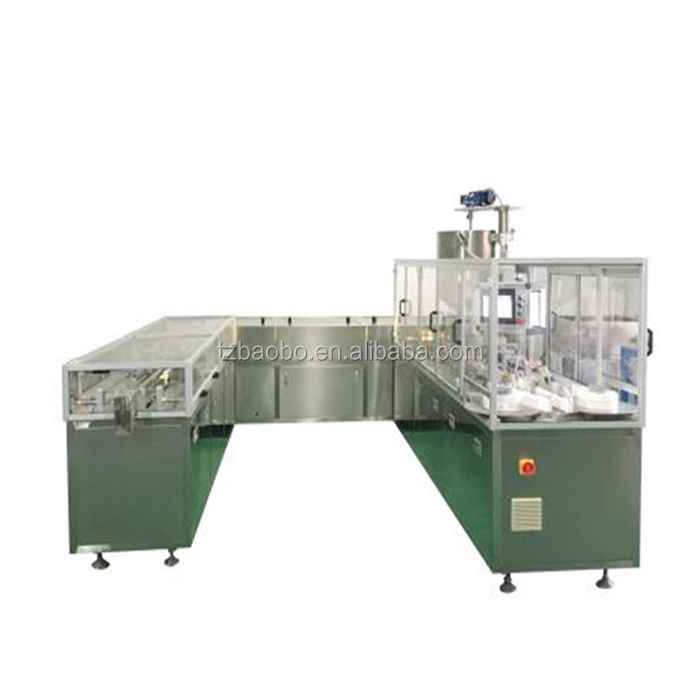 Suppository sealing machine and the suppository machine and packing machine