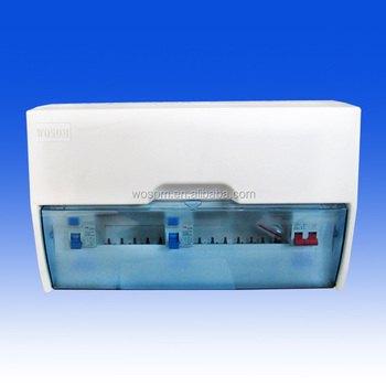 Excellent 12Way Split Load Consumer Unit Rcd 63A Fuse Board Box New Buy Wiring Database Gramgelartorg