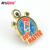 Custom made custom made imitation hard enamel lapel pin