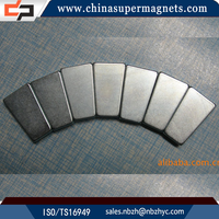 Super Strong Sintered Customized Industrial n52 super strong neodymium magnet