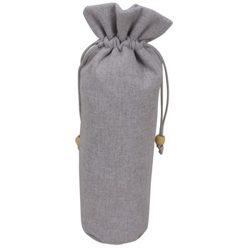 Burlap Wine Bags With Drawstring Jnf 1163 Bridal Shower Bottle Covers Organza Gift Pouch