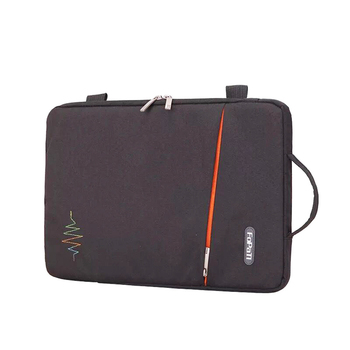 Korean Style High Quality Customs Embroidery Logo Computer Hand Shoulder Briefcase Bag 14/15/17 Inch Laptop Bag
