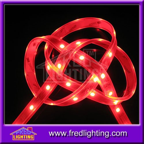 RGB LED soft strip,LED step light